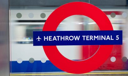 Terminal at London's Heathrow Airport evacuated after fire alarm