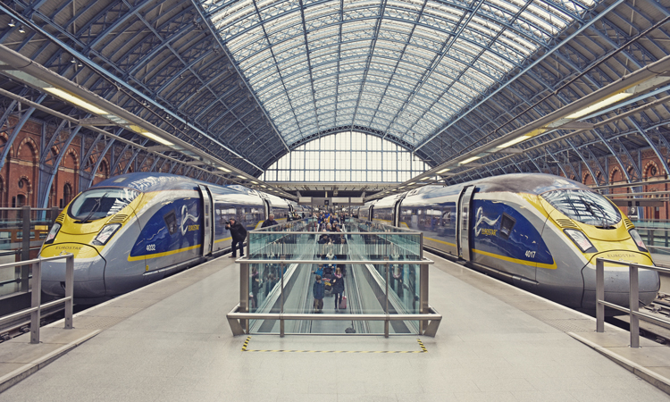 HS1 Ltd research highlights high-speed train travel emission reductions