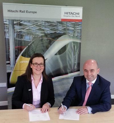 Hitachi Contract