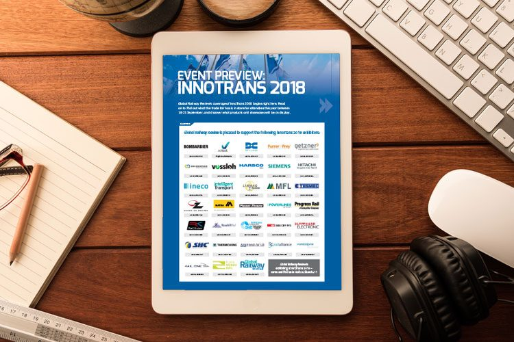 Innotrans event preview 2018