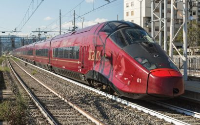 Innovation the key to competition on Italy's railways