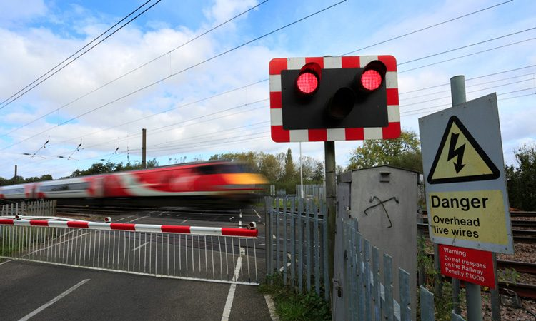 ILCAD: Would you run the risk at a level crossing?