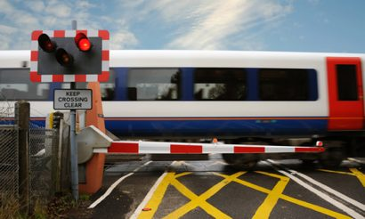 Wireless sensors could be answer to improving level crossing safety