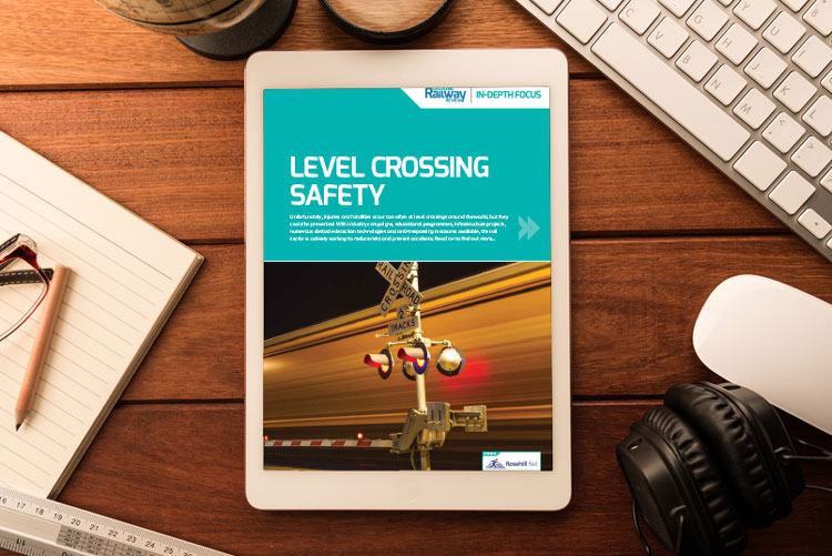 Level crossing safety in-depth focus issue 3 2018