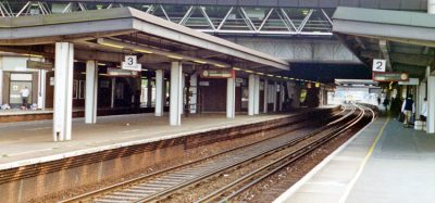 UK Government announces funding to upgrade Gatwick train station