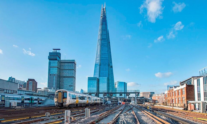 All tracks surrounding London Bridge station are ready for the New Year