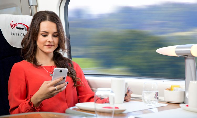 Virgin Trains first to use RCS-based messages for communications