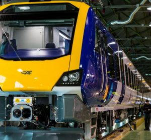 Northern's modernisation begins with first new state-of-the-art train completed