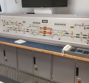 New UK training centre for rail signallers opened by Network Rail after four weeks
