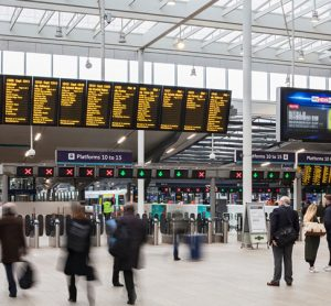 Overall passenger satisfaction increases across Southern England