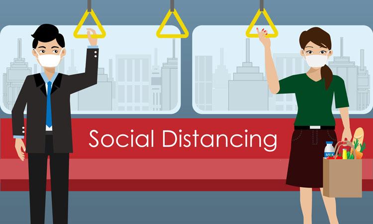 Survey reveals UK passengers want social distancing enforced on public transport after lockdown