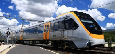 Bombardier celebrates the introduction into passenger service of the final New Generation Rollingstock (NGR) train in Queensland, Australia