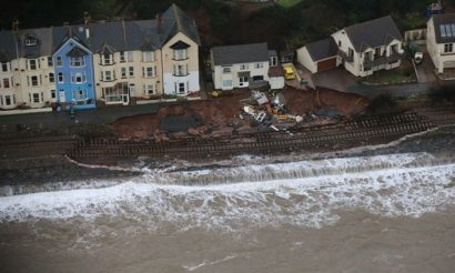 Government confirms £10m funding for rail resilience in South West England