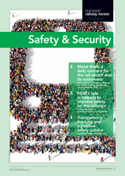 Rail Safety & Security supplement 2016