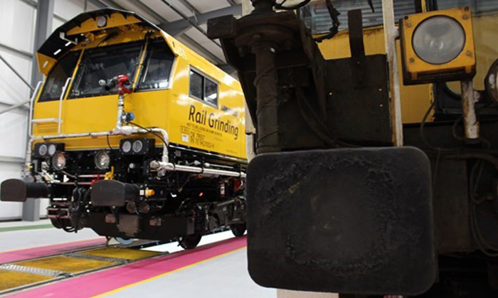 Network Rail makes £36 million investment in new grinding trains