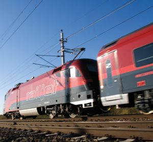 ÖBB Railjet – technology that moves
