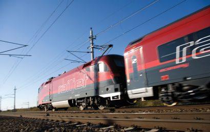 ÖBB Railjet – technology that moves