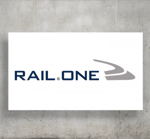 RAIL.ONE logo