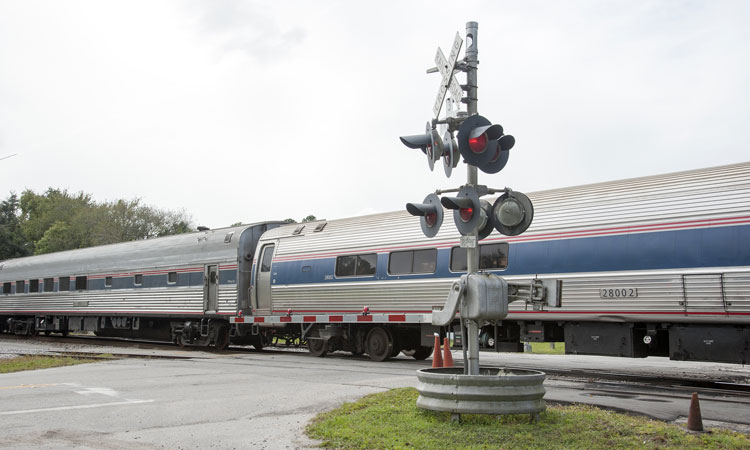 Grants awarded for highway-rail crossing safety awareness campaigns in 14 states