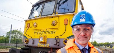 The Scottish government has announced £25 million investment in freight