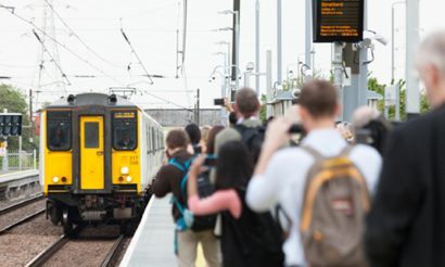 £20m fund for new railway stations across England and Wales