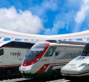 Renfe sees passenger increase of 2.5 per cent in first half of 2019