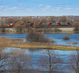 The threat of flooding on rail networks: Preparation and planning are key