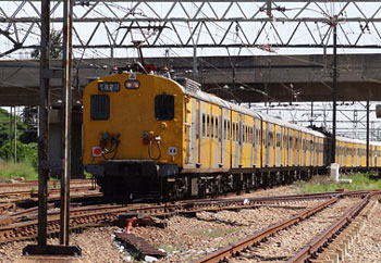 South Africa rail