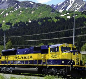 Alaska Railroad reports revenue gains in 2019