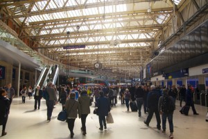 South West Trains and Network Rail alliance reshape