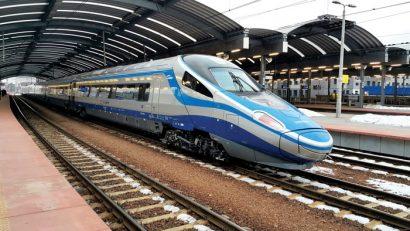 Poland's modern Express InterCity Premium trains
