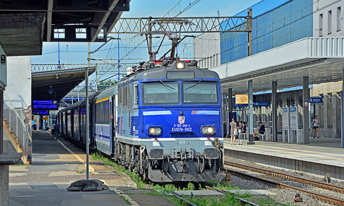 NEWAG signs contract for modernising locomotives for PKP LHS