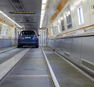Renovation of Eurotunnel's passenger shuttles is entrusted to Bombardier