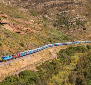 Revolutionising rail in South Africa