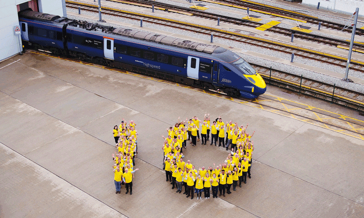 Southeastern celebrates 10 years of high-speed services