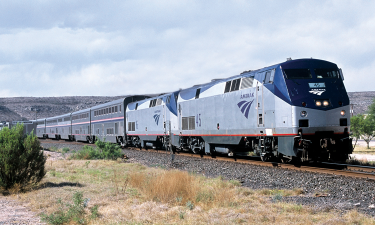 Amtrak to match funding for Southwest Chief route improvements