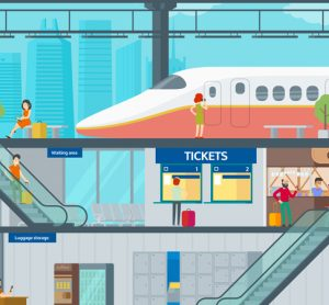 Designing the station of today – and tomorrow – with HS2