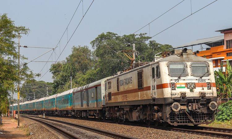 Leveraging state-of-the-art technology to improve the efficiency of India's rail network