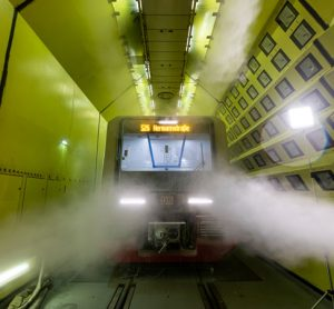 New S-Bahn commuter trains for Berlin pass extreme environment tests