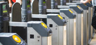 scan ticketing gates