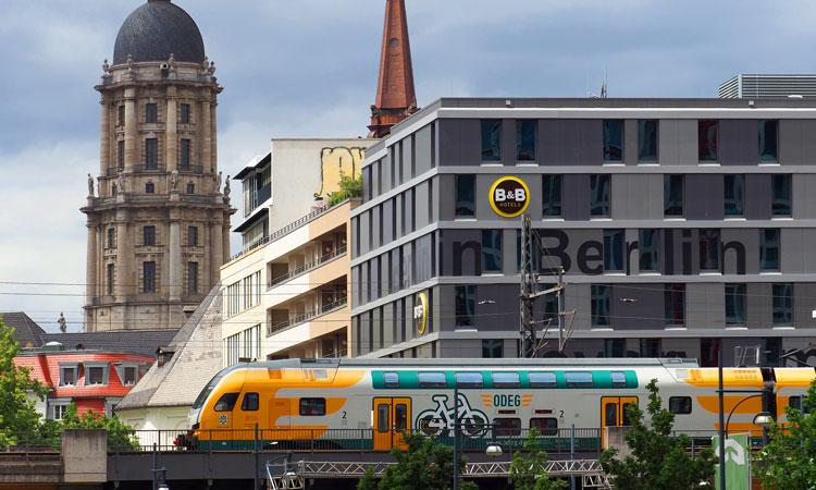 trains berlin