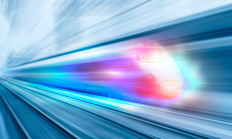 ultra-high-speed rail