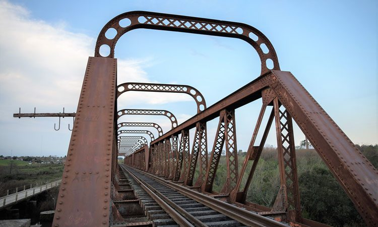 Central Railroad line in Uruguay receives funding from IDB Invest