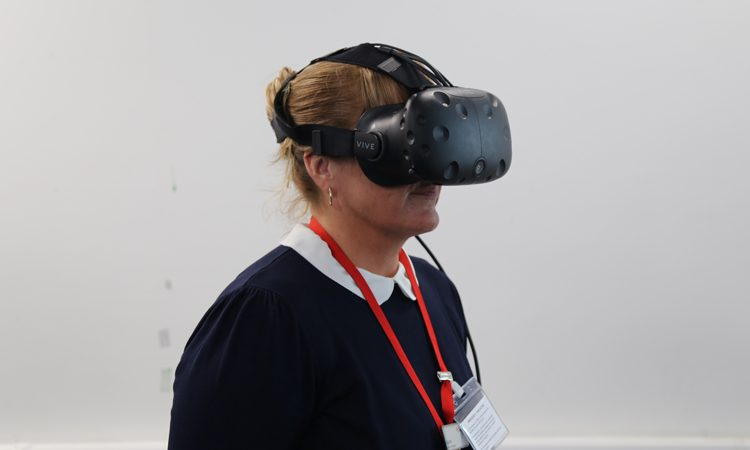 Virtual technology could help train the future employees of Virgin Trains