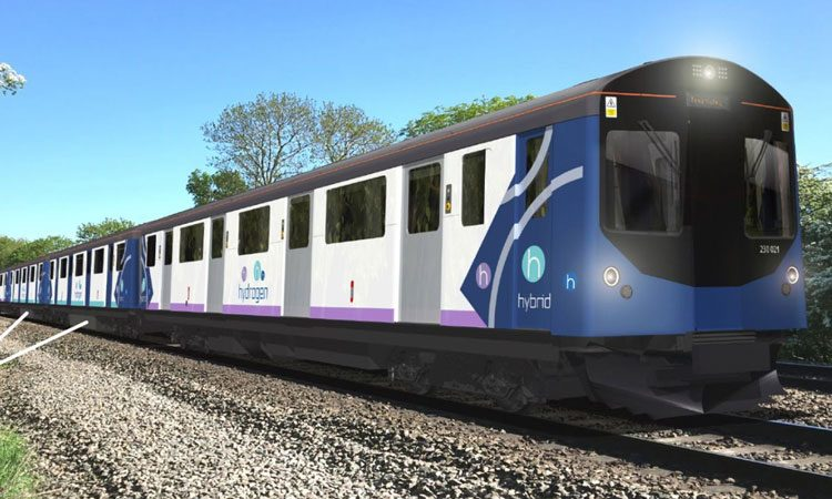 Vivarail and Arcola announce emission-free trains for the UK