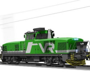 VR Group places order of 60 diesel-electric locomotives from Stadler
