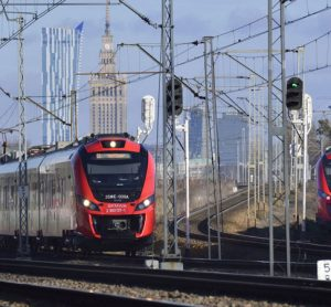 SKM Warsaw awards contract for new EMUS to Newag